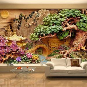 3D duvar kağıdı