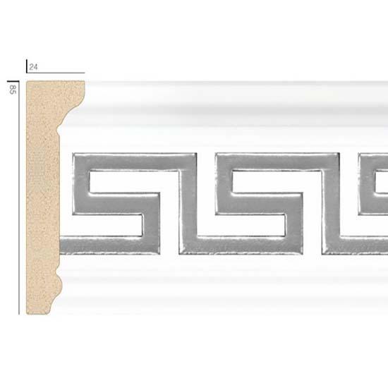 Bordür Gümüş Versace