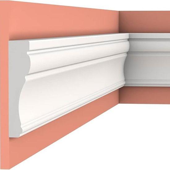 8cm duvar bordürü duvar çıtası