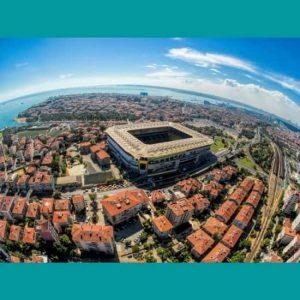 Kadıköy Fenerbahçe stadyumu