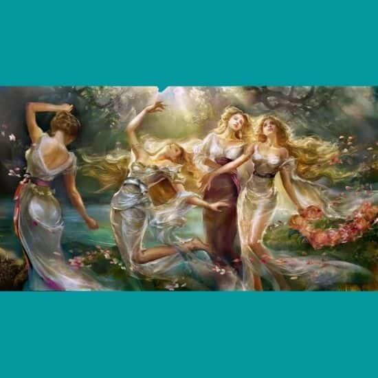 Dans Eden Kızlar