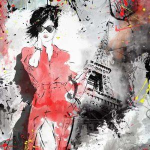 Moda Paris Eyfel