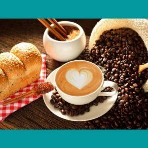 Kalpli Kahve Fincanı