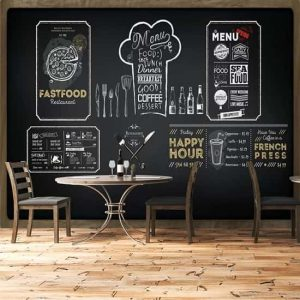 Cafe posteri