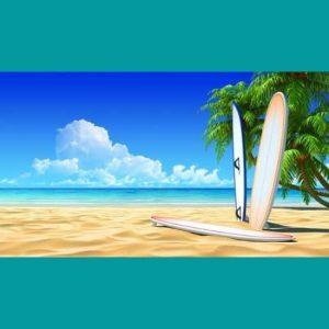 Sörf Tahtası Deniz