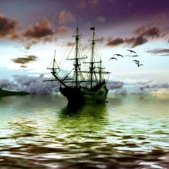 Korsan Gemisi Efect
